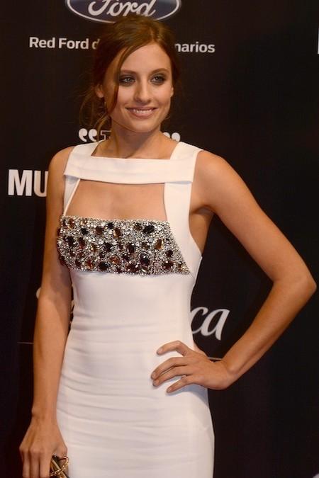 Premios Ondas 2013: como Michelle Jenner, la verdad es que ninguna