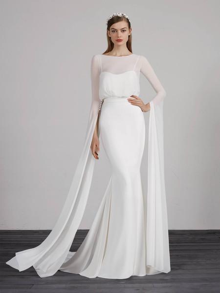 Vestido Novia Medieval
