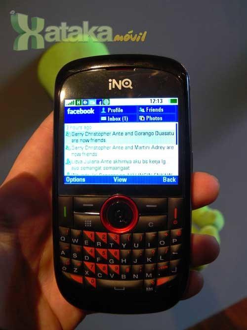 Foto de INQ Chat 3G en el MWC 2010 (2/3)
