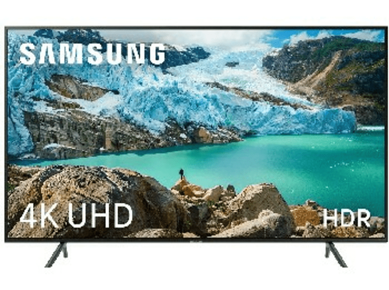 "TV LED 43"" - Samsung 43RU7105, 4K UHD Real, HDR, Smart TV, Bluetooth, 3 HDMI / 2 USB"