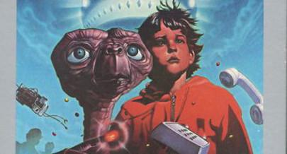 E.T.: el peor videojuego de la historia