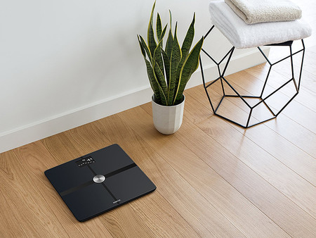 Registra tu peso y más con la báscula Withings Body+ compatible con la app Salud de Apple, rebajada a 79,95 euros en Amazon