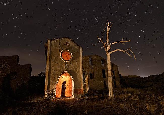 Anatomía de una foto: 'El monje en llamas' por Sergio Valero