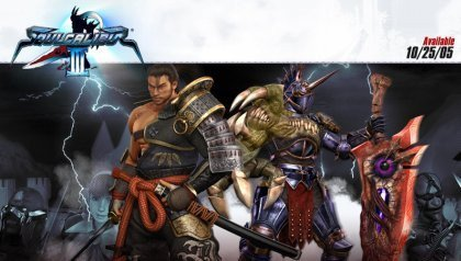 Abierta la página oficial de Soul Calibur  III