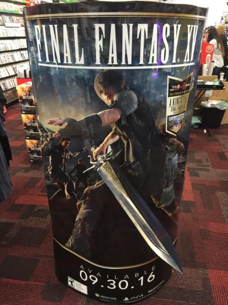 Final Fantasy Xv Retraso 1
