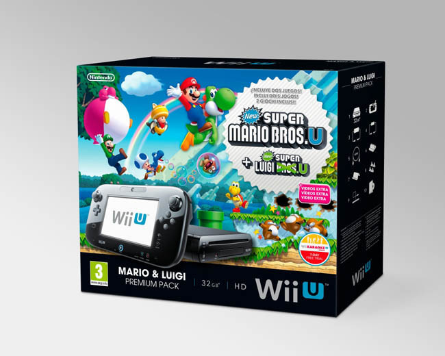 Nintendo Pack Mario 3d world