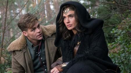 Wonder Woman Movie Gal Gadot