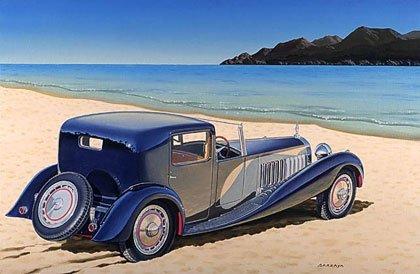 Bugatti Royale confirmado