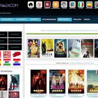 El sitio 'Pelis24', uno de los más conocidos de streaming de películas y series en español, ha sido cerrado