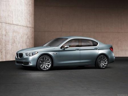 Nuevo BMW Serie 5, posible foto espía