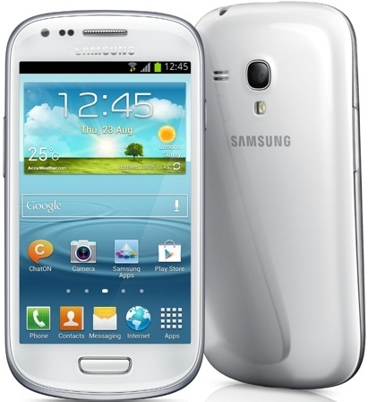 Precios Samsung Galaxy SIII Mini con Orange