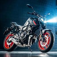 La Yamaha MT-07 se pondrá a la venta en marzo por 7.000 euros junto a la Yamaha MT-09