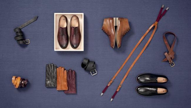 H&M Materiales selectos
