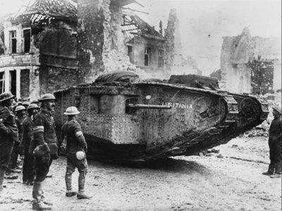 World of Tanks celebran los 100 años desde la aparición del primer tanque en la historia
