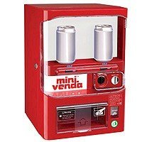 Máquina de refrescos de bolsillo