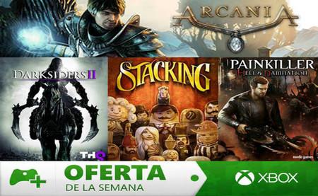 Xbox LIVE - Ésta es la lista con las ofertas para la semana
