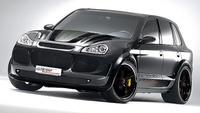 Porsche Cayenne Gemballa GTR700 Tornado