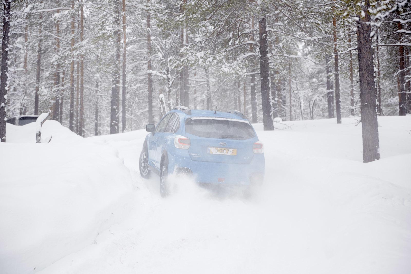 Foto de Subaru Snow Drive 2016 (115/137)