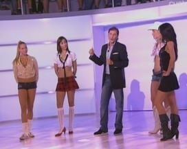 Volvió Maracaná 06 con elenco de bailarinas incluido