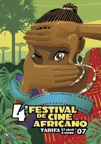 El viernes, 27 de abril, se inaugura el Festival de Cine Africano de Tarifa
