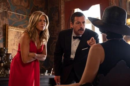 Jennifer Aniston se consagra como chica Netflix con 'Criminales en el mar', la comedia que ha conseguido 30 millones de espectadores en tres días
