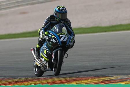 Dennis Foggia, imparable toda la temporada, nuevo campeón del Mundial Junior de Moto3
