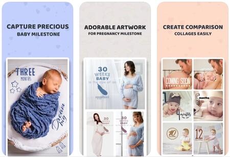 Apps Fotos Embarazo Baby Sticker