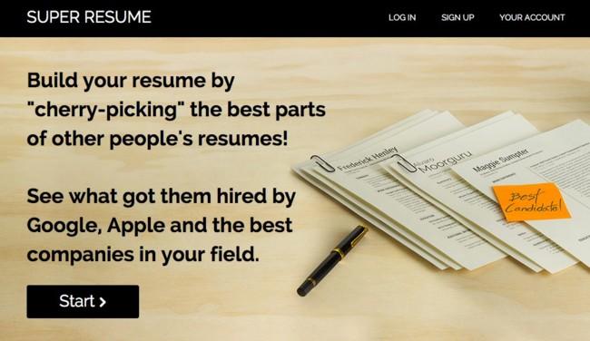 Super Resume