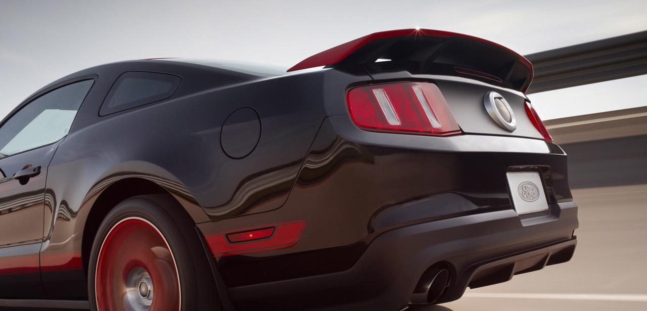 Foto de 2012 Ford Mustang Boss 302 Laguna Seca (15/38)