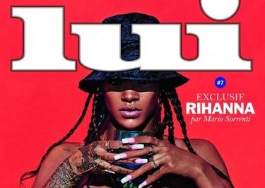 Rihanna y su topless en Lui, la última pieza maestra para revivir el mito erótico
