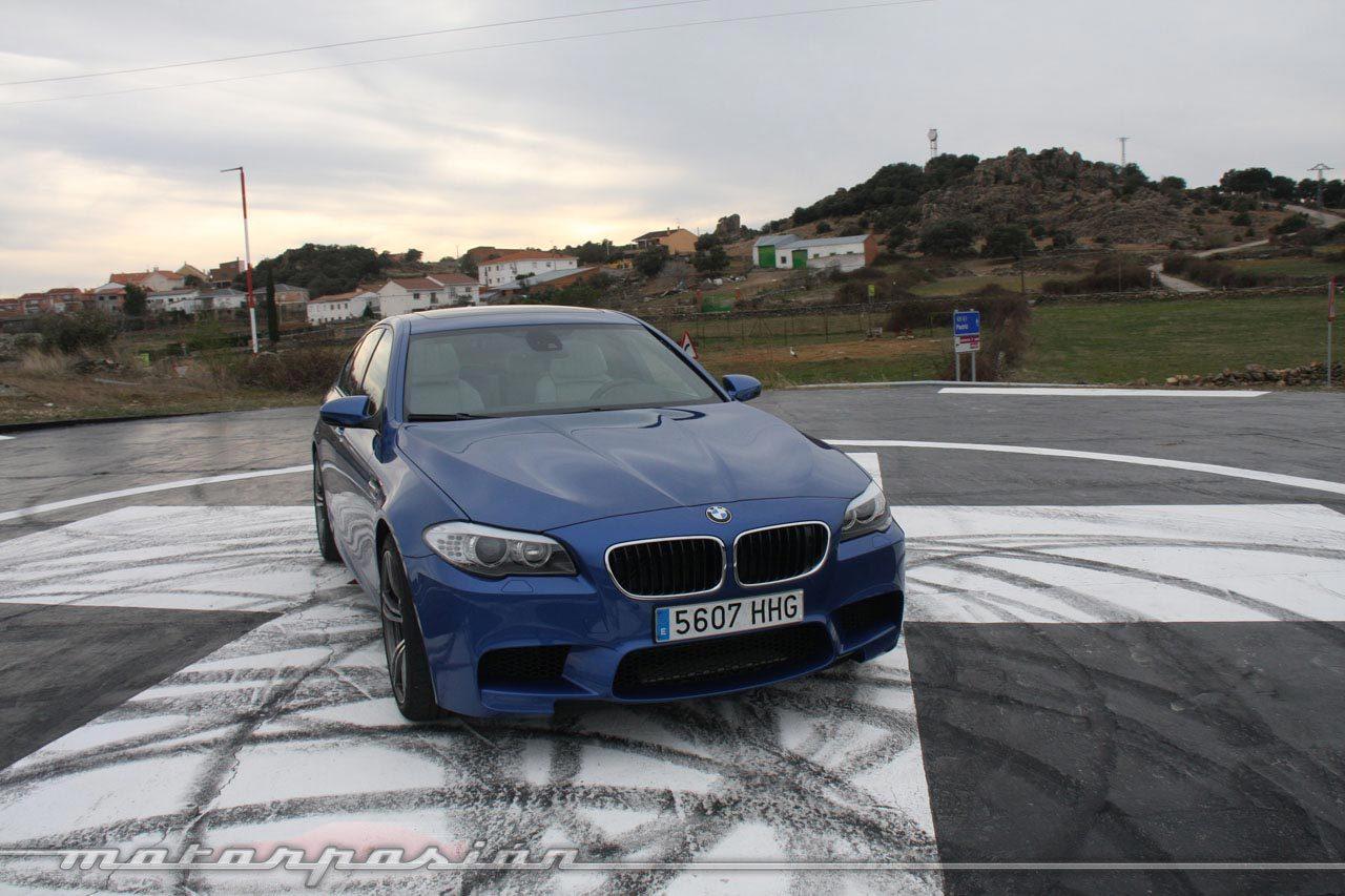 Foto de BMW M5 (Prueba) (105/136)