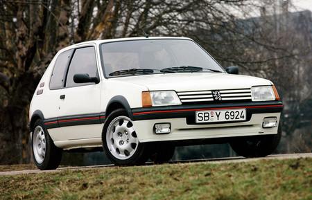 Peugeot 205 Gti (1984)
