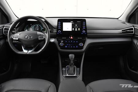 Hyundai Ioniq 2021 Hibrido Mexico Opiniones Prueba 13
