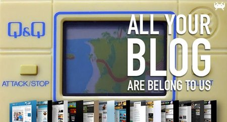All your blog are belong to us (CIII)