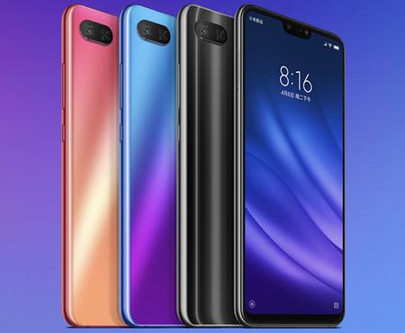 Xiaomi Mi 8 Lite Todos Los Colores