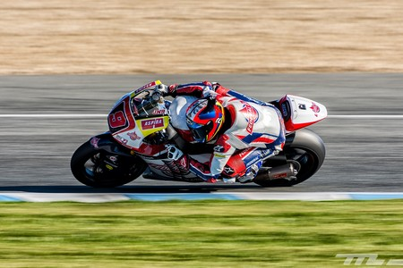 Jorge Navarro Moto2 Irta Jerez 2017