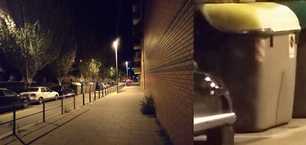 Imagen Nocturna Moto G5s Plus