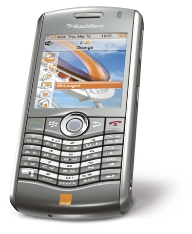 BlackBerry 8120 con Orange