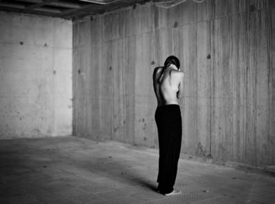 """Anatomía de una foto: """"Hormigón"""", por Asier Armendariz"""