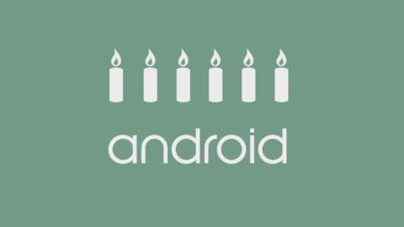 Android cumple 6 años, un repaso a sus datos y futuro