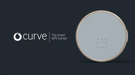 Así es Curve, un localizador de Vodafone con v-SIM, diseño propio y desde 2 euros al mes