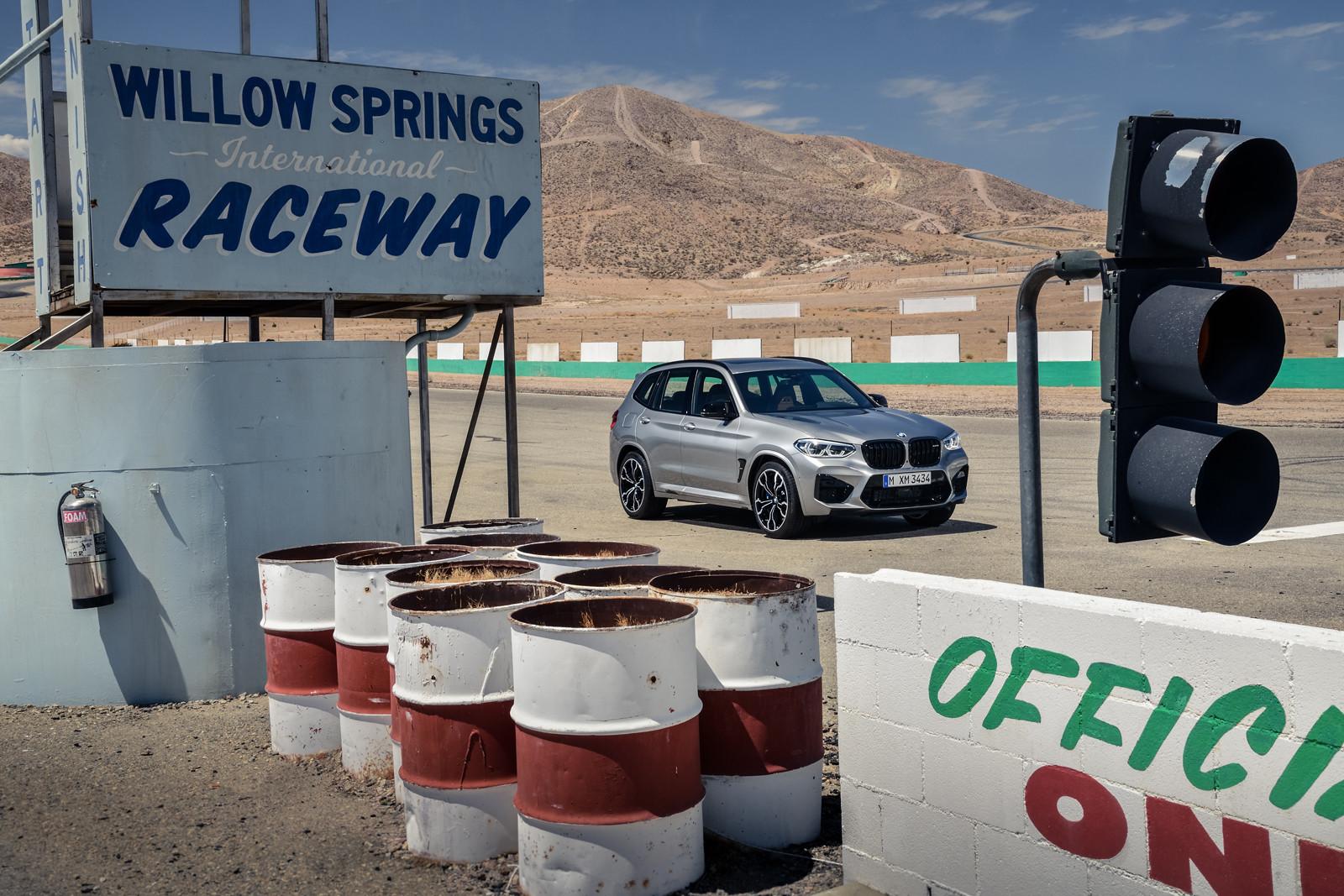 Foto de BMW X3 M 2020 (Presentación) (64/80)
