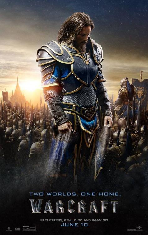 'Warcraft: El origen', carteles de la película
