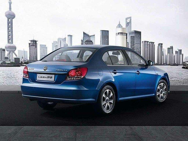 Volkswagen Lavida China