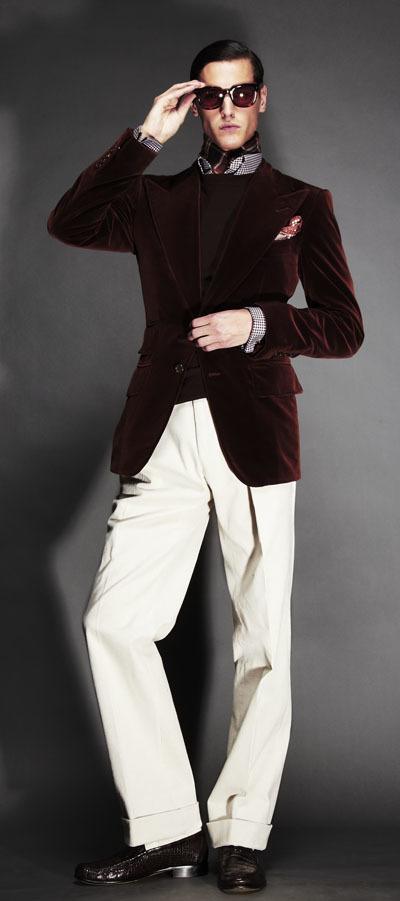 Foto de Tom Ford, colección masculina para el Otoño-Invierno 2011/2012 (22/44)