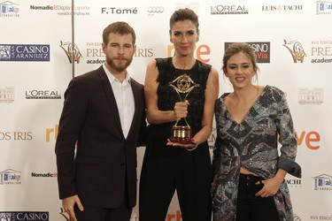 Premios Iris 2015: apostando al negro