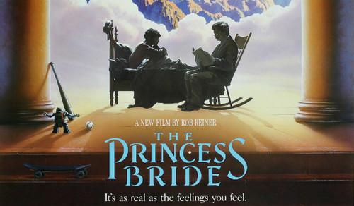 Cine en el salón: 'La princesa prometida', incon...mensurable