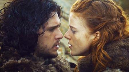 El amor de Ygritte y Jon Snow... De 'Juego de tronos' a la vida real