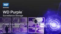 WD anuncia discos duros Purple optimizados para el mercado de vigilancia