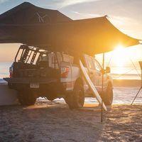 La última pick-up aventurera de Nissan se llama Titan Surfcamp y está pensada para disfrutar de la playa